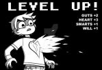 Level UP ! by DarkTheSkull