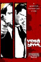 Vega Bros - Movie Poster by fauxster