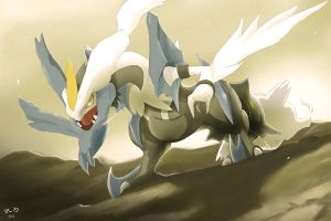 Pokemon: White Kyurem
