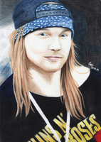 Axl by Woodstockowa