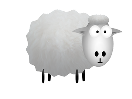 WIP: Vector Sheep by Doix