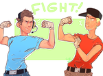 F I G H T by Ful-Fisk