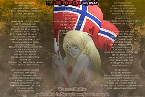 For The People of Norway by kaoru-reisaki