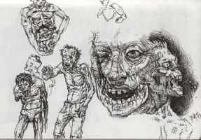 Zombies!! by FlavioGreco
