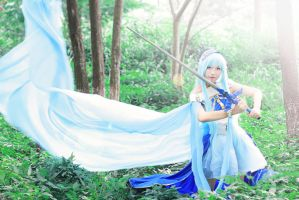 [Cosplay] Magic Knight Rayearth ~ by PjnPjn