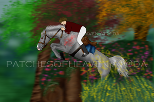 A hunting we will go... by patchesofheaven74