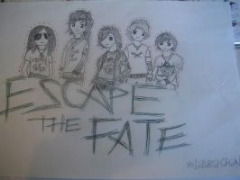 Escape The Fate 02 by airwavesxheartbeats