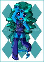 Water Elemental by icyookami