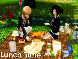 Lunch Time! by TheSims3KawaiiMaker