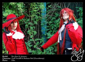 Grell and Madame Red 4 by Reichan89