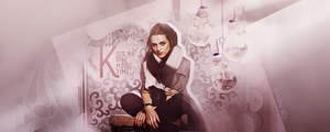 Signature Katie McGrath by shad-designs