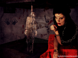 Ghostly Hanging by GrafixGirlIreland
