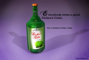 Dickens Cider A by 1492ANDIBLAIR