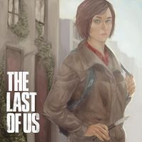 The Last of Us - Older Ellie by lunethstclaire