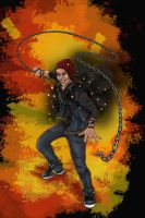 Infamous: second son by murrl