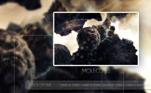 Molecules by kornny