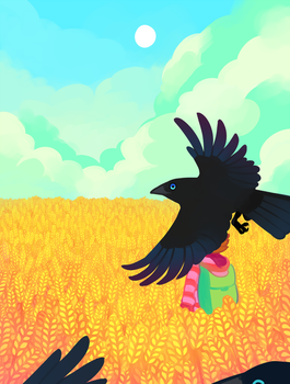hymn for a scarecrow by trashknight