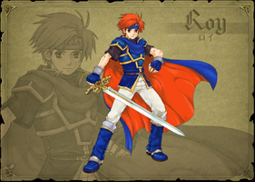 Roy by Roy-luv