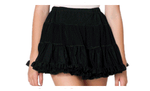 American Apparel Petticoat Skirts Love Stamp by BrainyxBat