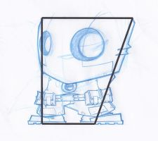 Summer of BIT+ Day 23 Atmoic Robo by IdeatoPaperStudios