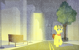 [COM] Frowning In the Rain by IrontwistFiM