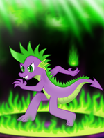 Dragon Fire by flamevulture17