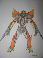 My Sunstorm by oozy5000