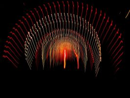 Tunnel of Light by Rainbow-Fire225