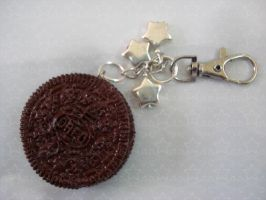 Oreo Keychain by Candy27