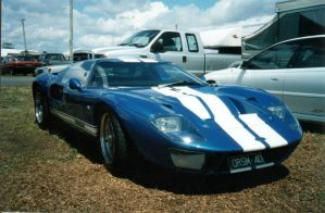 Bathurst 24hr - Ford GT40 by Lonx