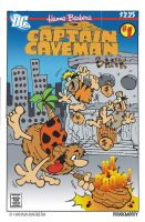 CAPATAIN CAVEMAN 1 by dougie-mccoy