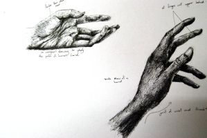 HAND: Analytical 2 by Haizeel