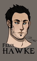 Felix Hawke by Emergencyuseonly