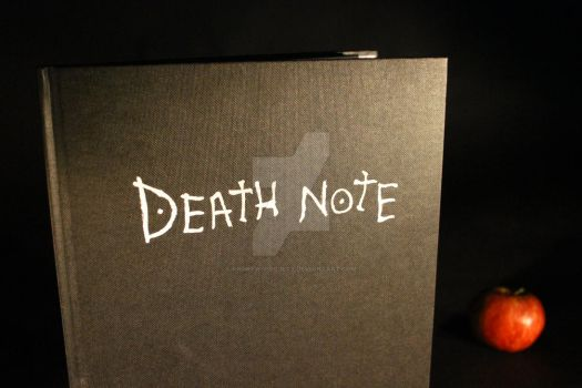 Death Note 5 by AndrewsProject