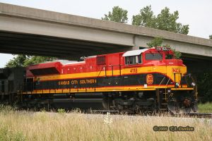 KCS 4118 at Joplin Missouri by labrat-78