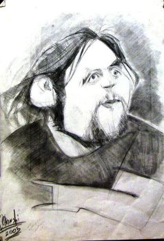 caricature sketch.... by ardalanmonshi