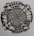 Zentangle Dare #5 by staceysmile