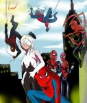 Spiderverse by ultimateEman