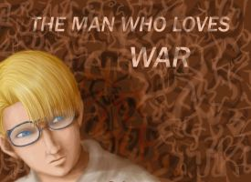 The man who loves war by AgataKa19