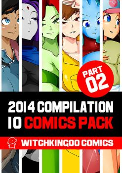 2014 COMICS COMPILATION 02 part by Witchking00