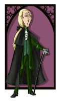 Lucius Malfoy by kissyushka