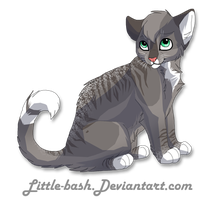 Ghostkit by DancingfoxesLF