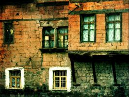 Urban Windows-2 by mkorayt