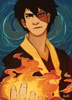 avatar - zuko by shorelle