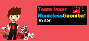 Team Isaac!!! by The-BearSweg