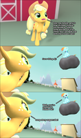 Setting up the song. by NightB1ader