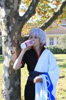 Strawberry Milk _ Gintama by Yamaki-Chiya