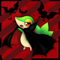Count Snivy by Joltik92