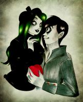 AT Linna and Vincent by selene-nightmare69