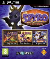 Spyro PS3 EU Collection by stevemacqwark